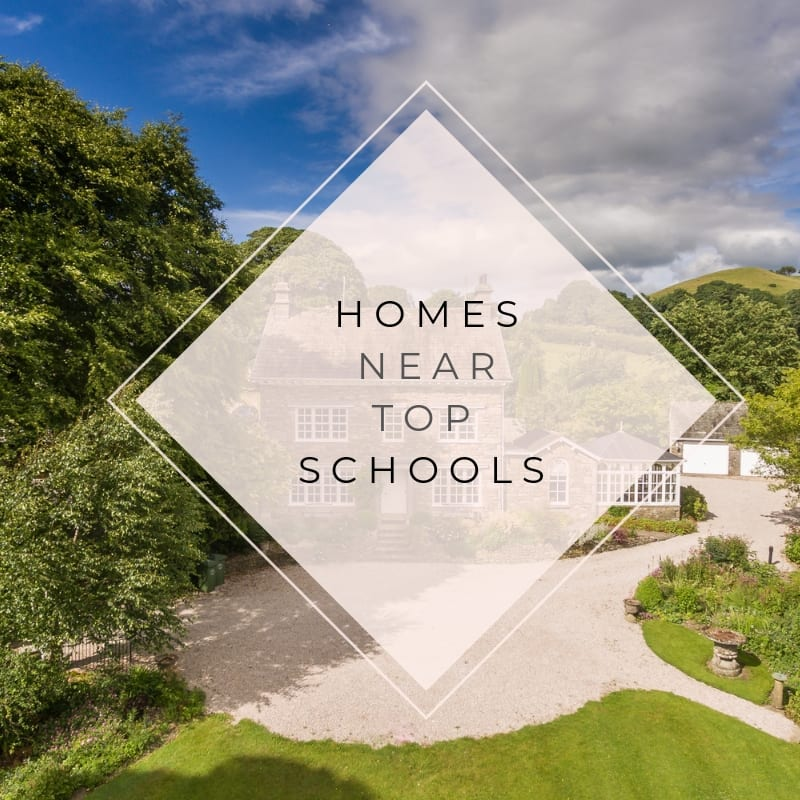 Homes Near Top Schools